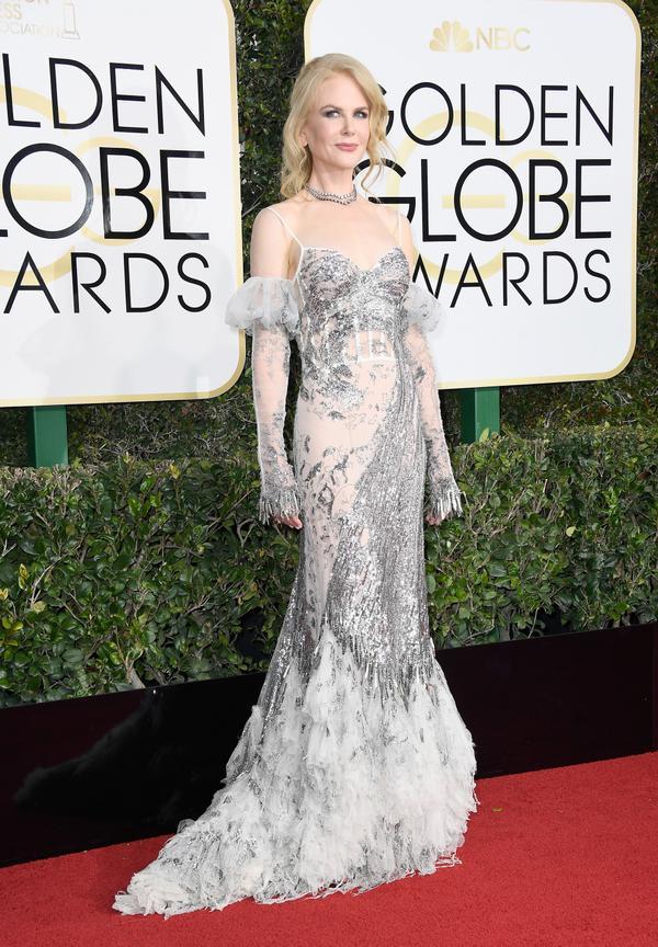 <p><strong>WHO:</strong> Nicole Kidman</p> <p><strong>WHAT:</strong> Actress</p> <p><strong>WEAR:</strong> Alexander McQueen</p>