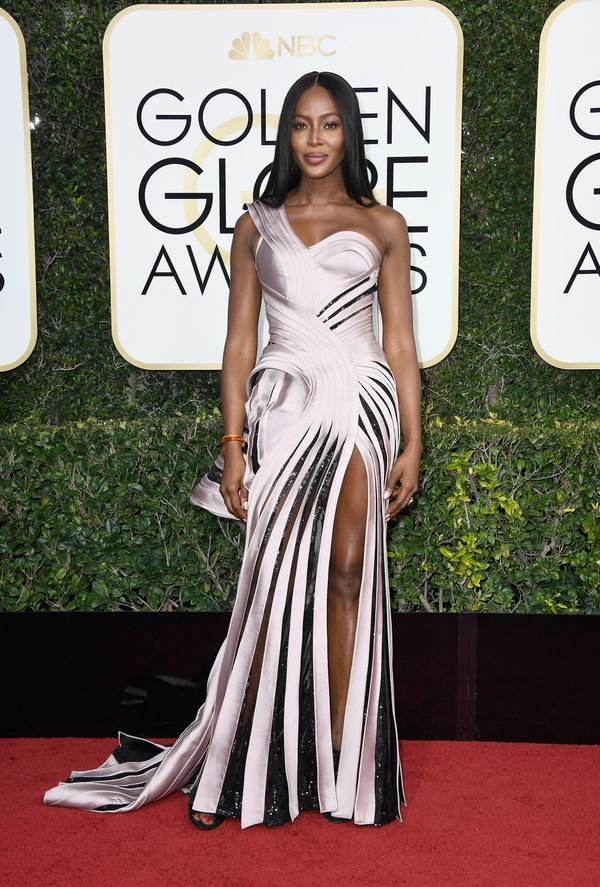 <p><strong>WHO:</strong> Naomi Campbell</p> <p><strong>WHAT:</strong> Model</p>