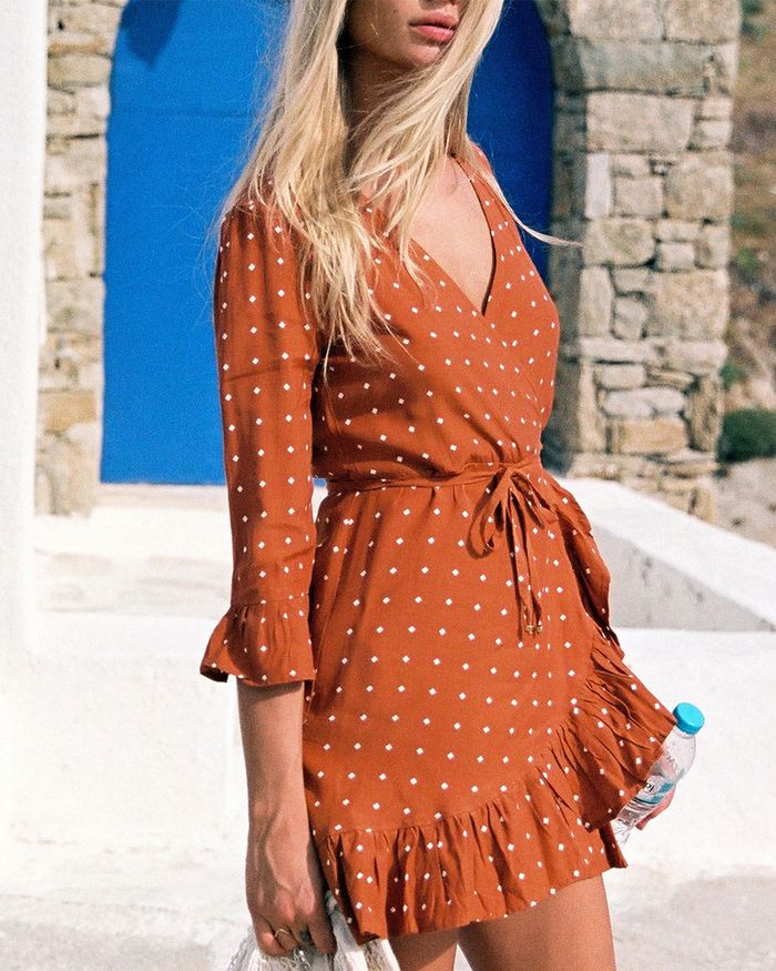 The Universally Flattering Dress Everyone Should Own