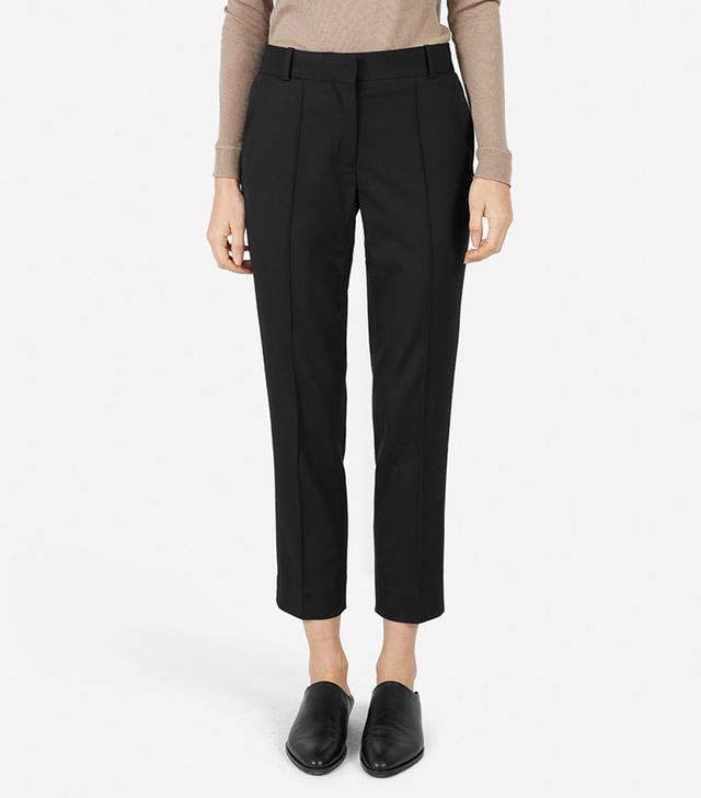 Everlane GoWeave Crop Trousers
