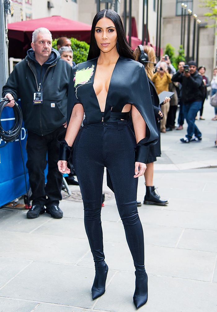 See Stylish Celebrity Legging Outfits Here Who What Wear Uk