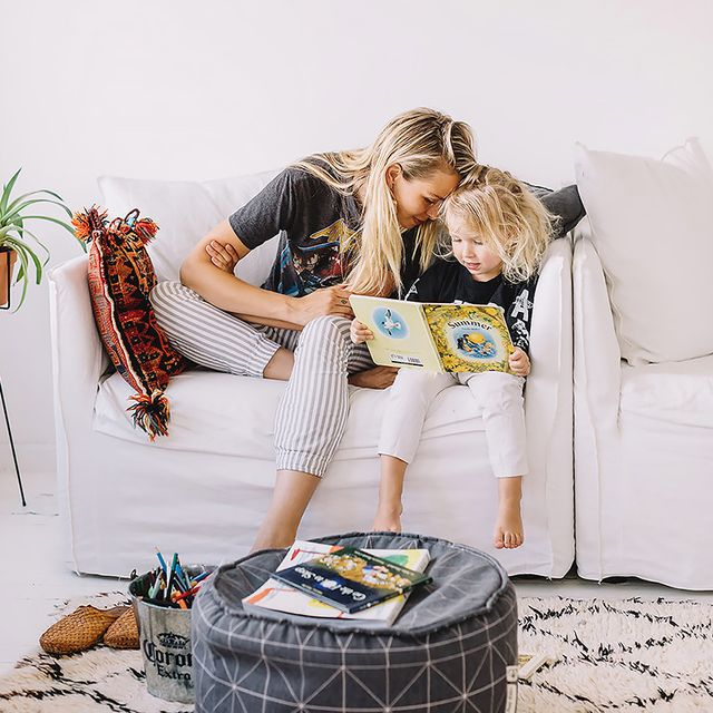 This Is How a Model Decorates Her Family Home—and It's So Cool