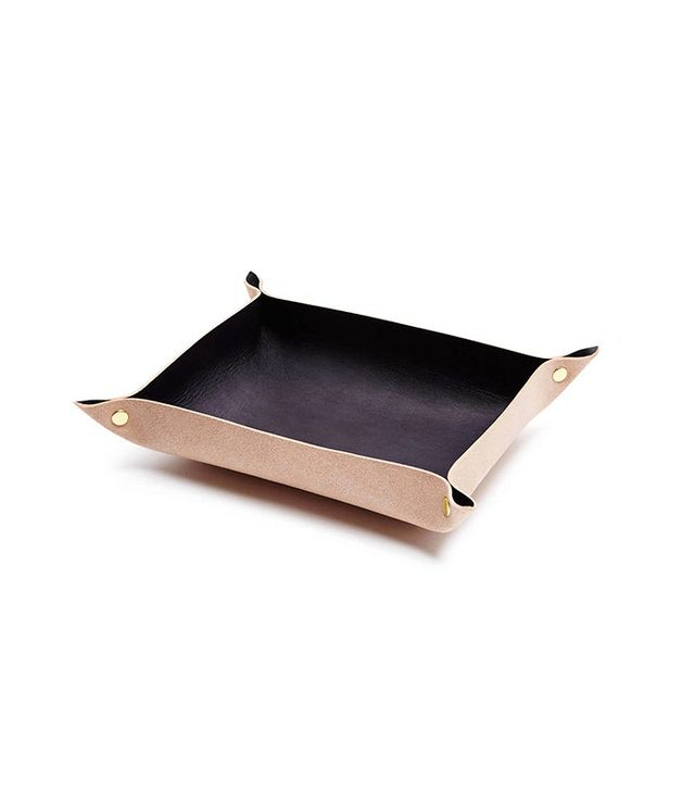 The Line Large Two-Tone Valet Tray