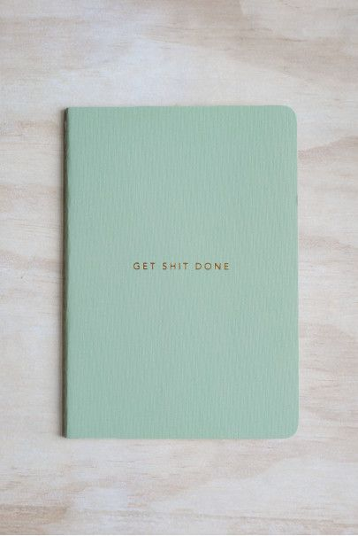 Mi Goals Notebook