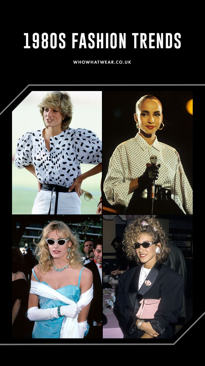 3ce2e8a652c1 80s Fashion Trends: 35 Iconic Looks From the Eighties | Who What Wear UK