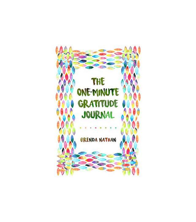 Brenda Nathan The One-Minute Gratitude Journal