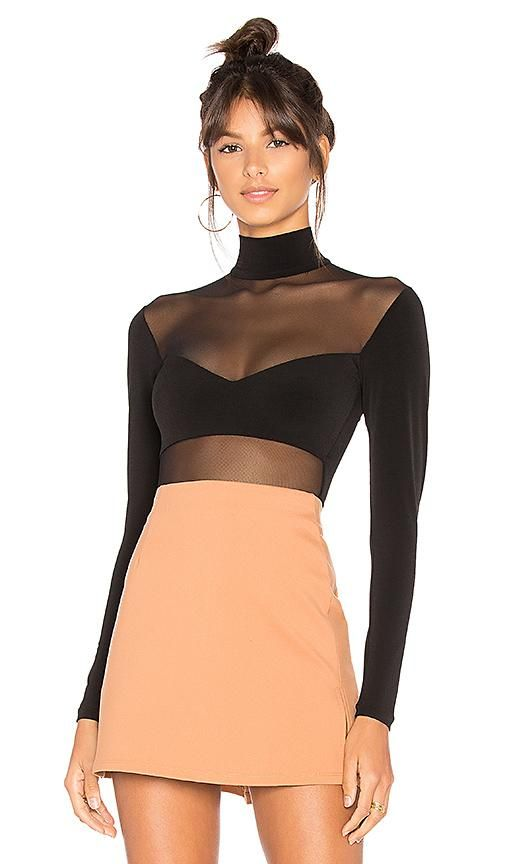 What to Wear With Mesh Top  64e592ea0f72