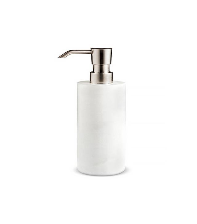 Target Marble Soap/Lotion Dispenser White