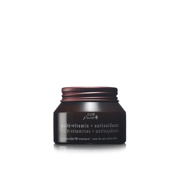 100% Pure Multi-Vitamin + Antioxidants Ultra Riche PM Treatment