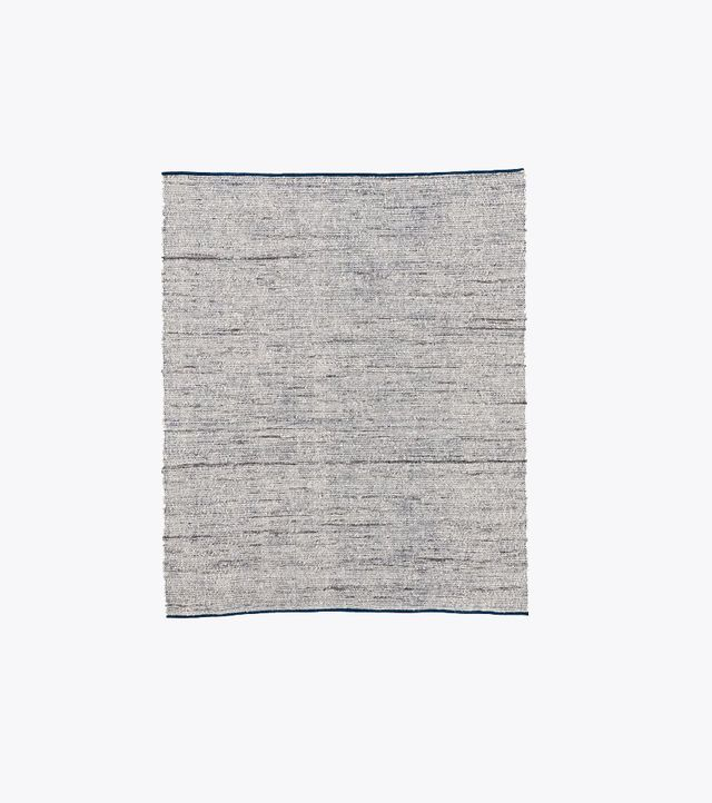 West Elm Plain Weave Sweater Wool Rug