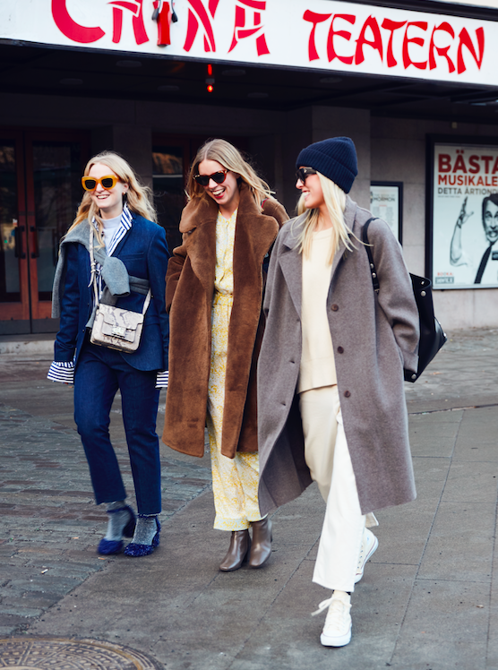 20 Outfits to Copy From Stockholm Fashion Week Street Style