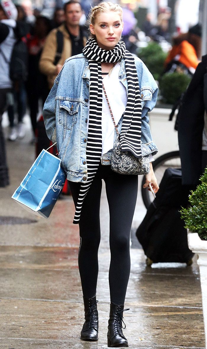 7 Things to Avoid Wearing With Leggings 8