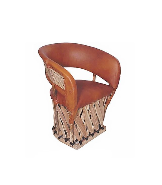 Equipale Barrel Chair with Twig Back