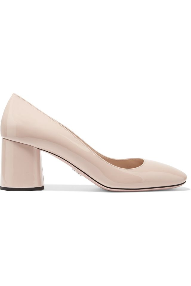 Topshop Journey Patent Mary Janes