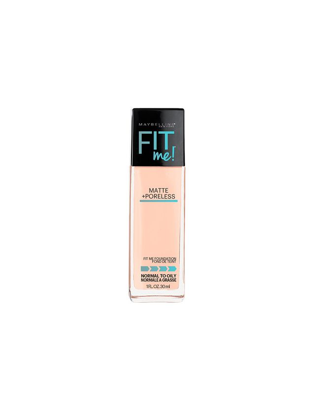 Maybelline Fit Me! Matte + Poreless Foundation
