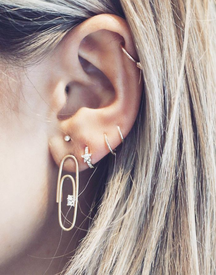 New Ear Piercing Rules To Follow In 2017 If You Re Obsessed Who