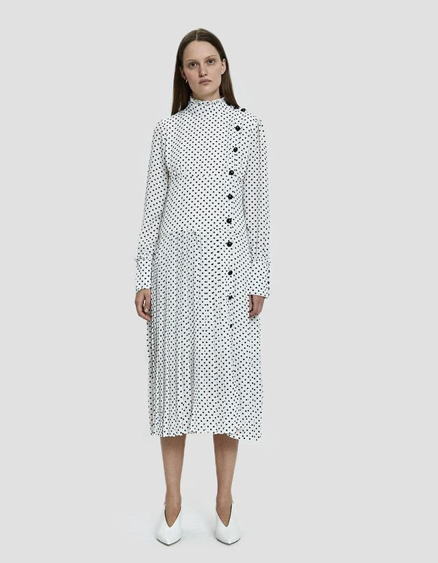 Farrow Alba Polka Dot Dress