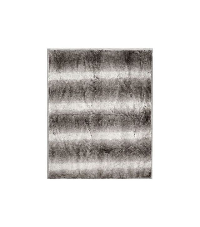 Pottery Barn Faux Fur Throw