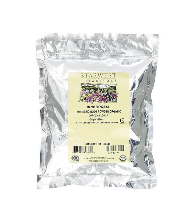 Organic Turmeric Root Powder