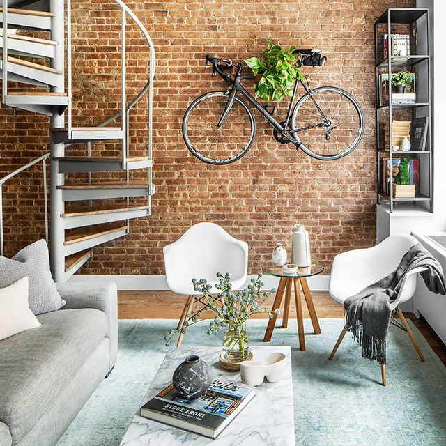 Inside a New York Bachelor's Elevated and Edgy NoHo Loft
