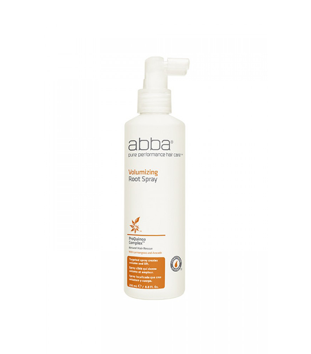 Abba Pure Performance Hair Care Volumising Root Spray