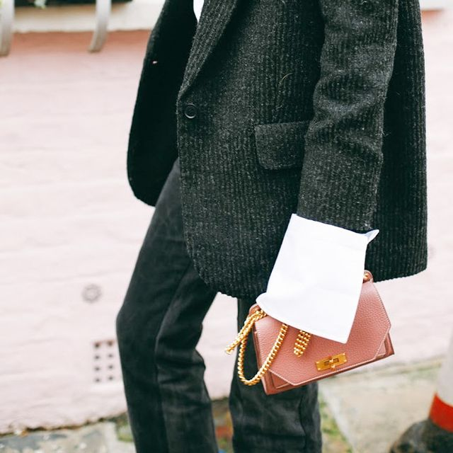 The Handbag Style This French Girl Loves
