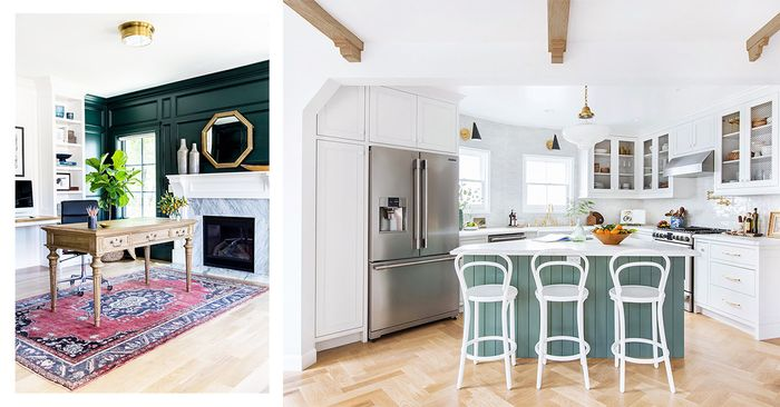 these green paint colors have us dreaming of spring mydomaine