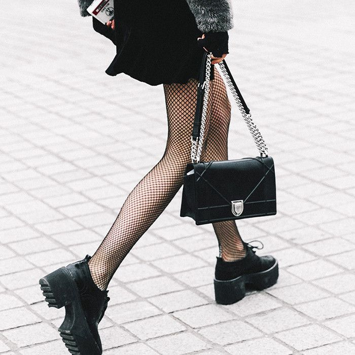 b98a344f3845d From Flappers to Punks to Mainstream: Fishnet Tights through the Decades