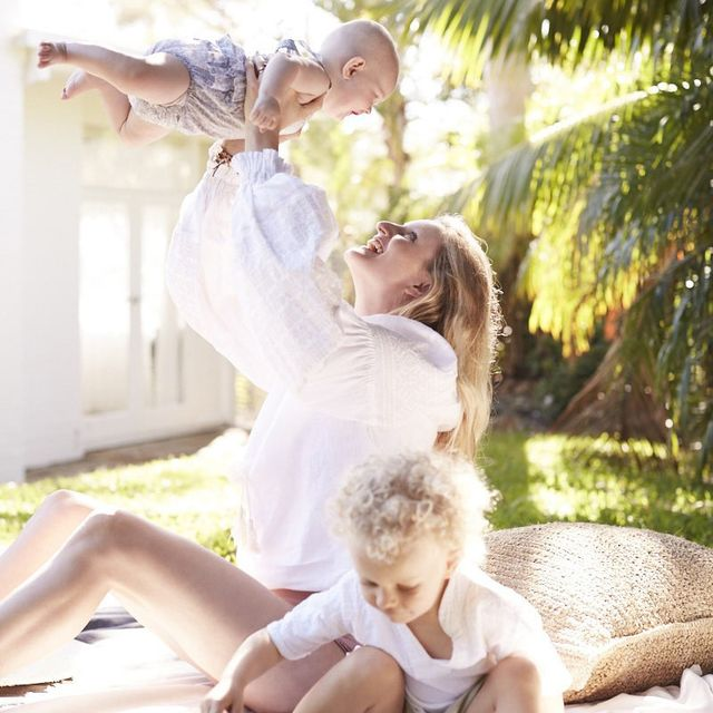 This Australian Style Icon Shares Her Best Parenting Advice
