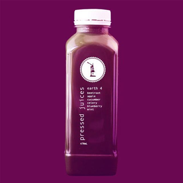 Pressed Juice The Basic Cleanse