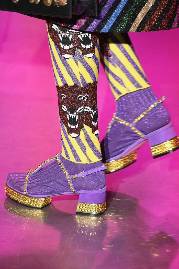 Gucci Really Wants You To Wear This Quot Ugly Quot Shoe Trend