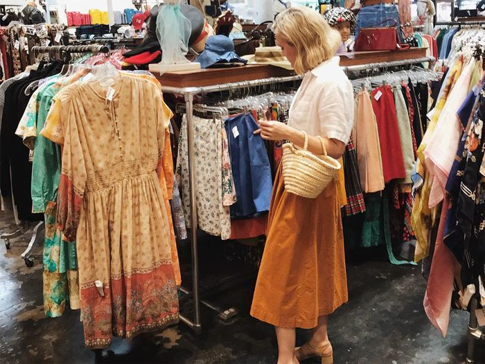 682d135e These Are the Best Vintage Stores in L.A. | Who What Wear