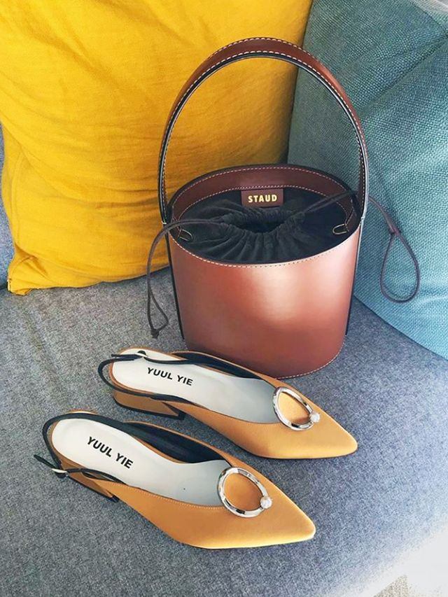 Best mid-priced brands: Yuul Yie shoes