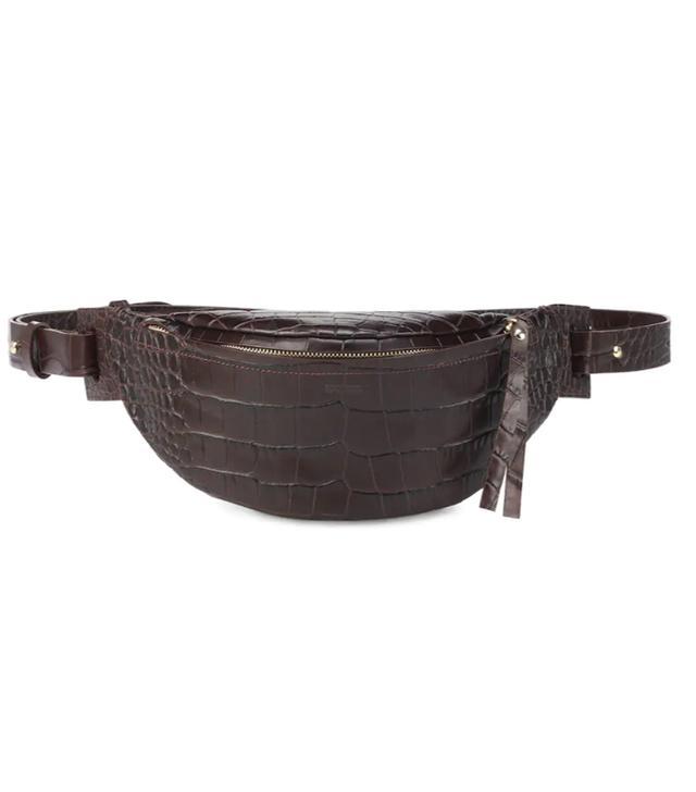Best mid-priced brands: Nanushka belt bag