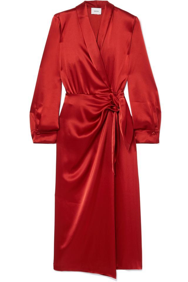 Best mid-priced brands: Nanushka dress