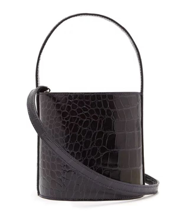 Best mid-priced labels: Staud Bissett bag