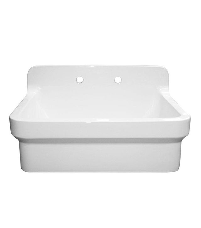 Whitehaus Collection Countryhaus Farmhaus Apron Front Fireclay Kitchen Sink