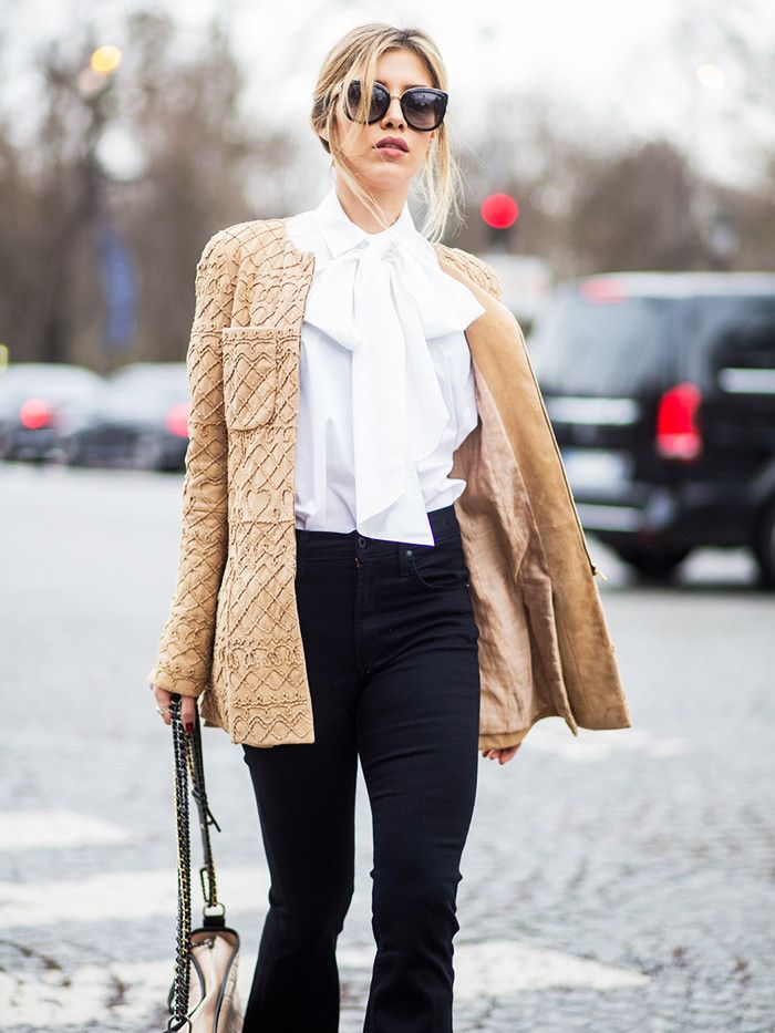 456fc557f3f7 All the Best Street Style From Paris Fashion Week
