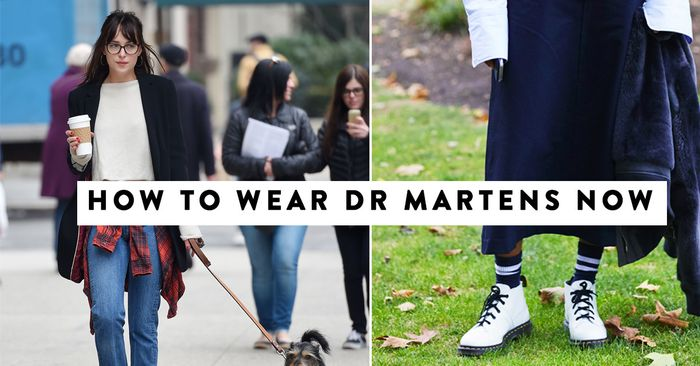 ee2efa37caf These 5 Outfits Will Make You Love Dr. Martens All Over Again