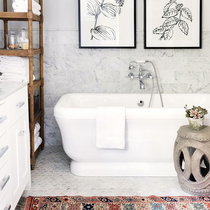 7 Bathroom Decorating Mistakes That Make It Look Cheap   MyDomaine on how to design a parking lot, how to design a small backyard, how to design a single room, how to design a school locker, how to design a chicken coop, how to design a loft space, how to design a laundry room, how to design a craft room, how to design a family room, how to design a great room, how to design a business, how to design a reading room, how to design a firepit, how to design a hall, how to design a patio cover, how to design a room layout, how to design a balloon, how to design a back splash, how to design shower, how to design a wallpaper,