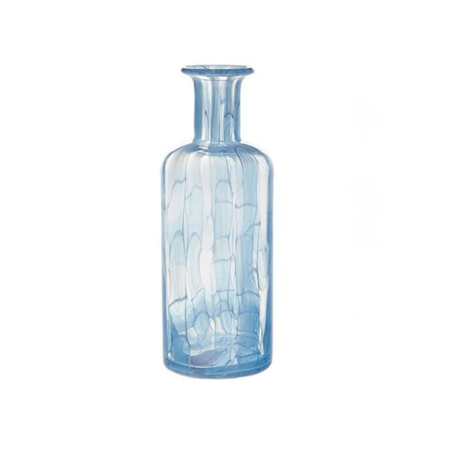 Linen House Lifestyle Large Vase Akari Blue