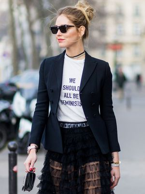 You Can Finally Buy the Dior T-Shirt Everyone Is Wearing Online