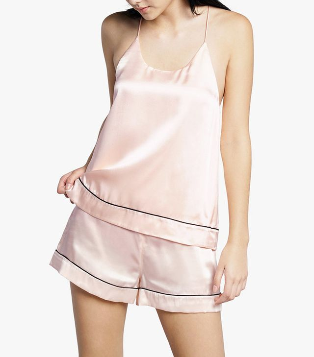Grana Silk Pyjama Racerback Camisole
