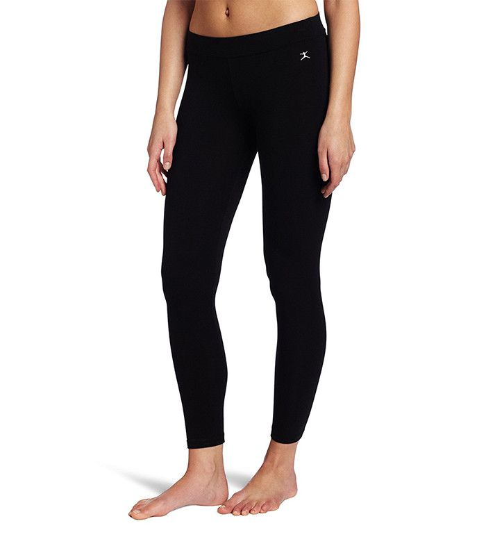 a63121d0cf84a 8 Black Leggings With Insane Amazon Reviews | Who What Wear