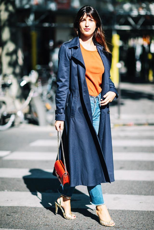 Jeanne Damas Style