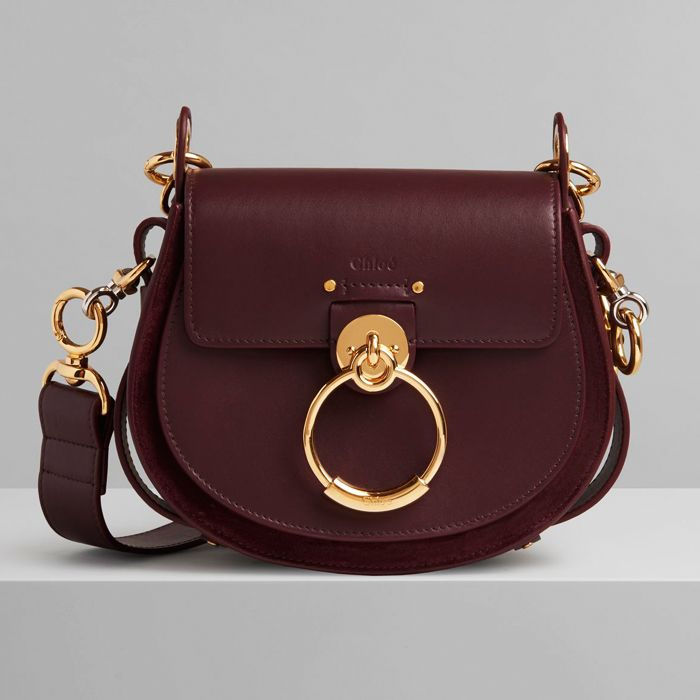 Style Notes  Chloé is the reason so many bags at the moment feature a gold  circle handle or detailing 0e78df5be