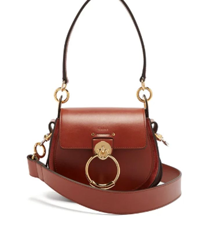 b0612f56a34a The 9 Best Chloé Bags Every Fashion Girl Wants to Carry