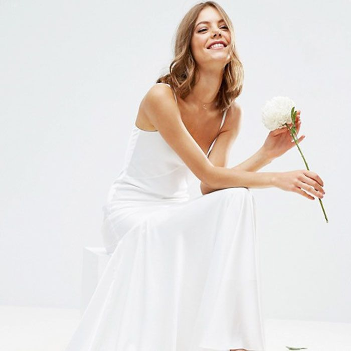 ASOS\'s Chic New Bridal Collection Looks So Expensive | Who What Wear