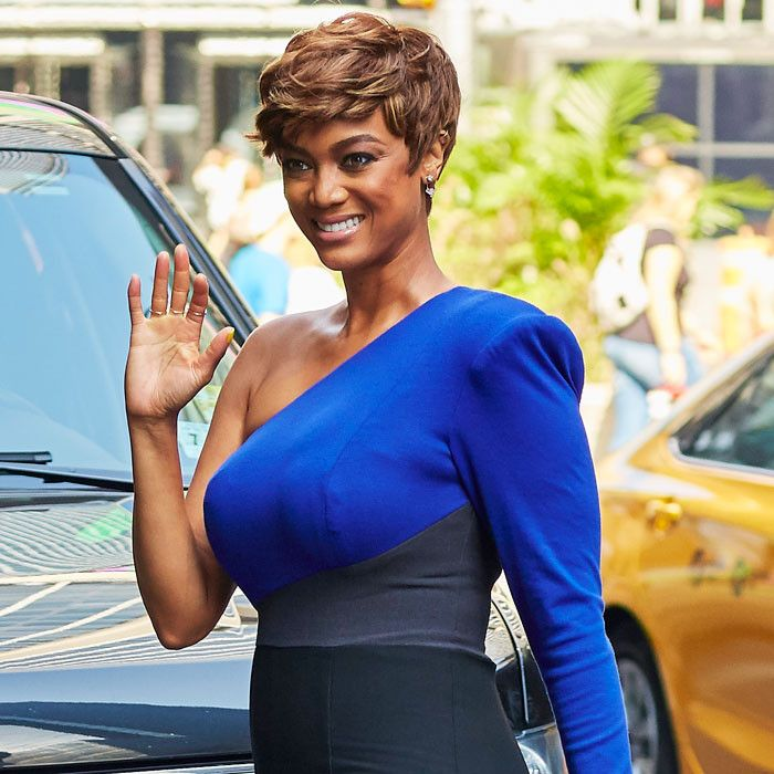 Tyra Banks Professor: Celebrity Style And Fashion Trend Coverage
