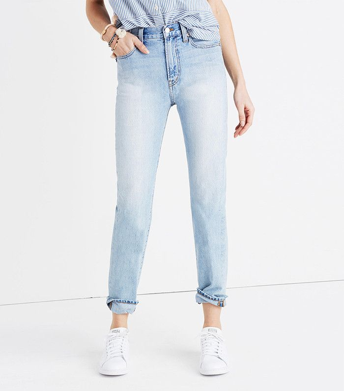 d168015a771 Pinterest · Shop · Madewell The Perfect Summer Jean in Fitzgerald Wash ...